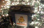 3 canal arduino Powered controlador de luces de Navidad!