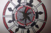 Creativos dibujo mandalas (majestuoso Mandalas por Lisa McKay)