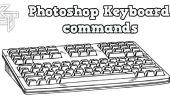 Métodos abreviados de teclado de Photoshop