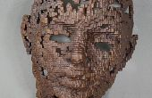 Convertir modelos 3D en bronce de la cera de impresión 3D