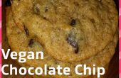 Galletas de chispas de Chocolate vegano fácil