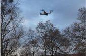 Edificio una Quadrocopter