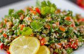 Prepare una deliciosa y nutritiva ensalada en minutos