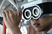 Cómo hacer una cámara humana - fabricación de susceptible