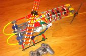 Helicóptero de KVG (con motor)
