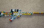 Rifle de KVG de Knex.Gun.Builder!!!!!!