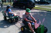Piezas de kart mini Tractor de van