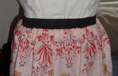 Simple falda de verano felicidad