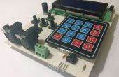 Tester DMX 512 de Arduino y el controlador