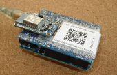 Muy barato o Simple WiFi Shield para Arduino y microprocesadores