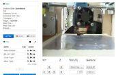 Principiantes guían de instalación y configuración de Octoprint en un frambuesa pi para impresión 3D
