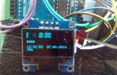 Simple GPS de Arduino con OLED