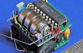 Construcción de pequeños Robots: Hacer un cúbicos pulgadas Micro-Sumo Robots y menor