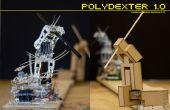 Polydexter: Manipulador robótico de Arduino