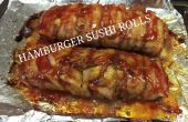 Hamburguesas Sushi Roll