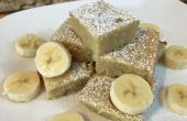Blanco Chocolate Banana Brownies
