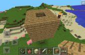Cómo hacer una máquina de carne de Minecraft!