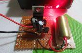 Hacer un módulo de diodo láser Simple