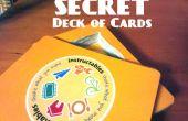Compartimiento secreto de la tarjeta
