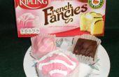 ¿Apoyos de cartulina: Cómo hacer un apoyo pastel (fantasías de francés)