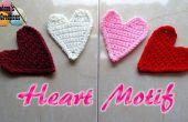 Apliques de adorno de corazón – de ganchillo patrones de ganchillo gratis