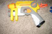 Buscador de Nite Nerf pistola Mod