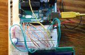Termómetro LCD - Arduino