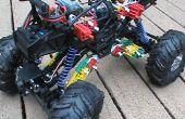 HPI Crawler King KVG Mods con Video!