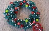 Guirnalda de la Navidad de KVG