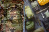 Bug Out bolsa MK1