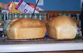 Pan de arce la miel