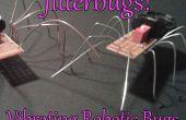 Jitterbugs! Vibrante de insectos robóticos