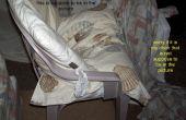 Fácil agradable y cómoda silla para escritorio o simplemente para sentarse alrededor.