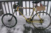 Bicicleta de carrera (rápido)
