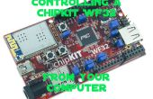 Controlar un WF32 desde un ordenador