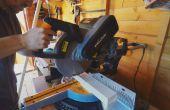 Doble hacia abajo de la mesa de trabajo para tallar X CNC máquina