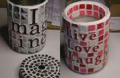 Puede el arte: Un camino para reciclar algunas latas