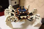 Robot hexápodo basada en FPGA