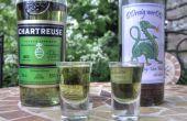 Cómo hacer un clon de Chartreuse verde