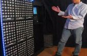 StorageBot - buscador de piezas robotizada controlada por voz