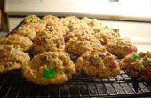 Mmmm Mmmm Monster Cookies
