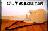 UltraGuitar - una guitarra ultrasónica