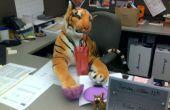 Las aventuras del cubículo tigre - primera parte