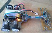 Seguidor de línea de alto rendimiento Robot
