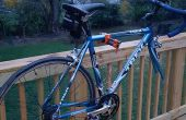 DIY soporte de reparación de bicicletas $35