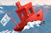 #3DBenchy - herramienta para calibrar y probar su impresora 3D