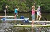 2 x 4 - plataforma - respaldo médico: hecho en un Riverboard WakeBoard Longboard o tabla de surf