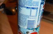 Pipa (o tanque) de latas de