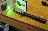 Cómo montar un Wicked lasers EVO
