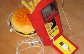 ¿teléfono de patatas fritas + ipod = fry-pod